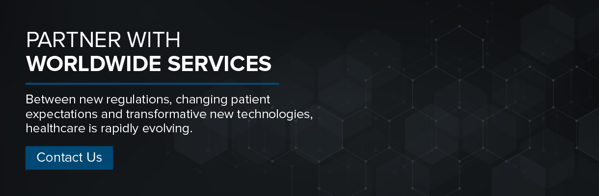 Contact a trusted IT provider for the healthcare industry