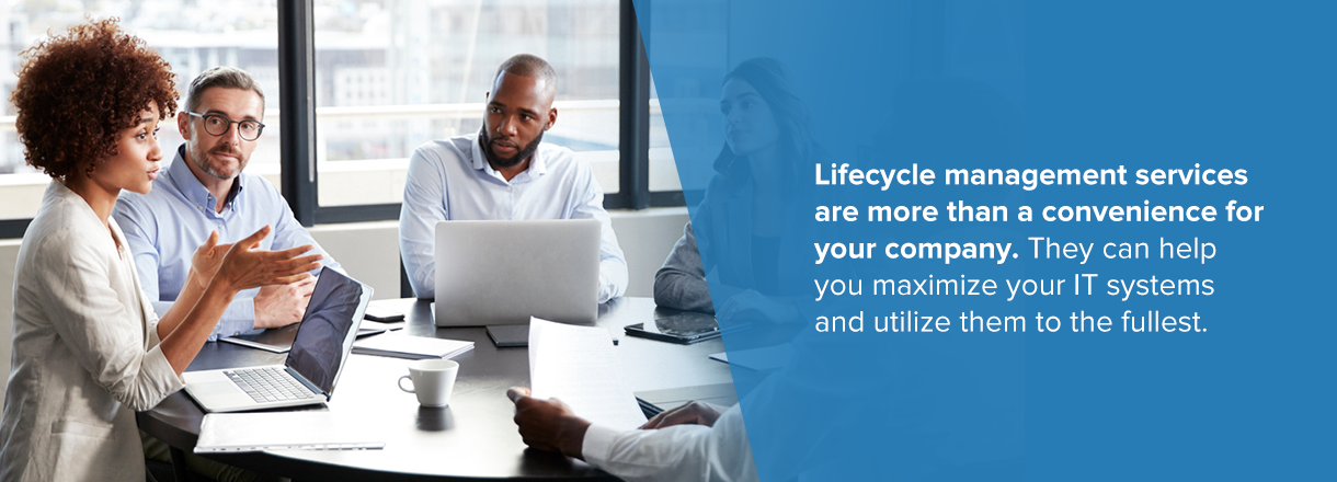 IT lifecycle management services