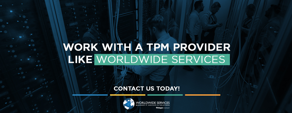 Worldwide Services as a TPM