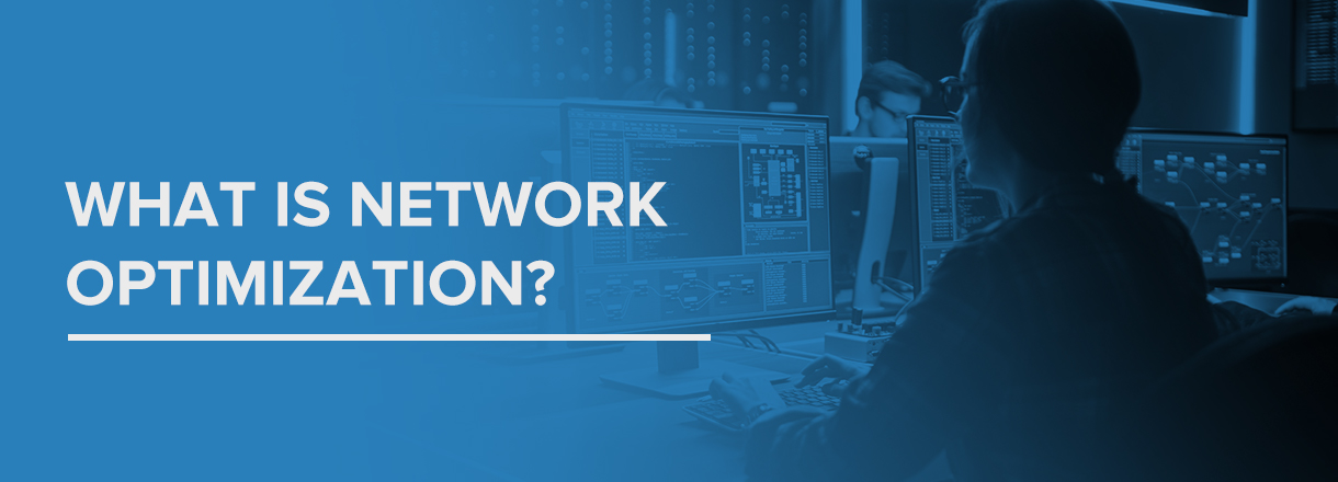 What is network optimization