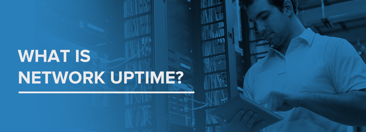 what is network uptime